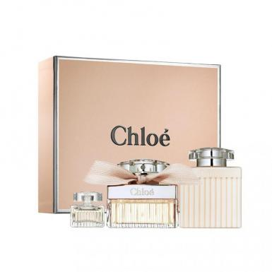 foto CHLOE FEM EDP 75ML + 5ML + LOTION 100ML*