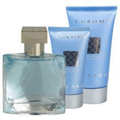 foto AZZARO CHROME 100ML+SHAMPOO100ML+AFTER SHAVE50ML
