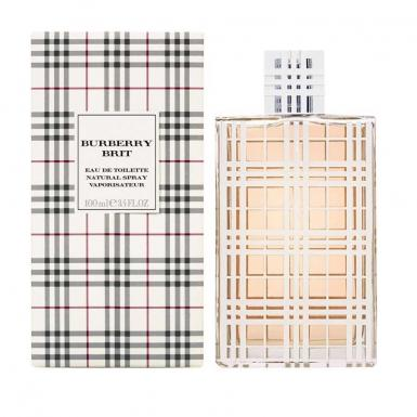 foto BURBERRY BRIT FEM EDT  100ML