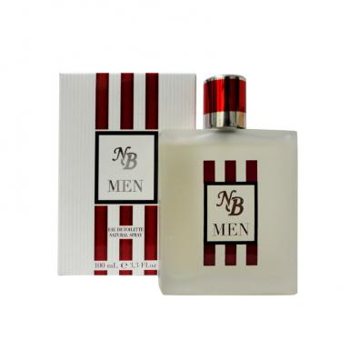 foto NEW BRAND NB MEN EDT MASC 100ML