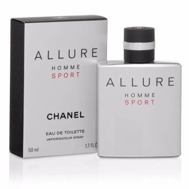 foto CHANEL ALLURE SPORT EDT MASC 50ML