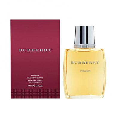 foto BURBERRY CLASIC FOR MEN EDT  10OML
