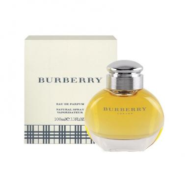 foto BURBERRY CLASICO EDP FEM 100ML