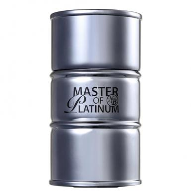 foto NEW BRAND MASTER OF PLATINUM EDT MASC 100ML