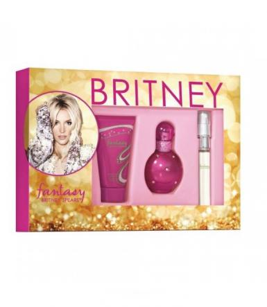 foto BRITNEY SPEARS FANTASY EDP FEM 30+10ML+CREMA 50ML