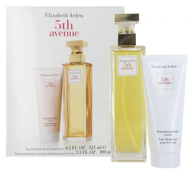 foto ELIZABETH ARDEN 5TH AVENUE 125ML EDT +100ML BODY