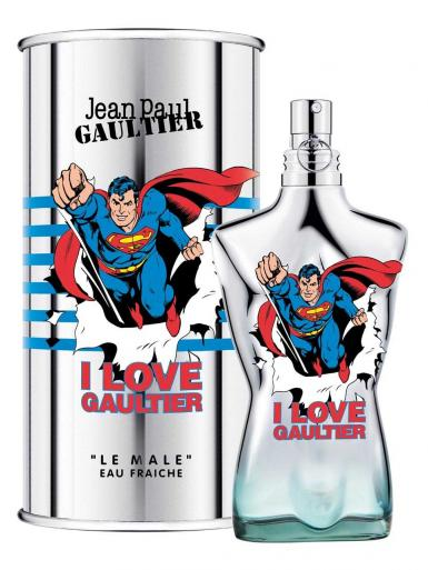 foto JEAN PAUL GAULTIER SUPER MAN EDT MASC 125ML