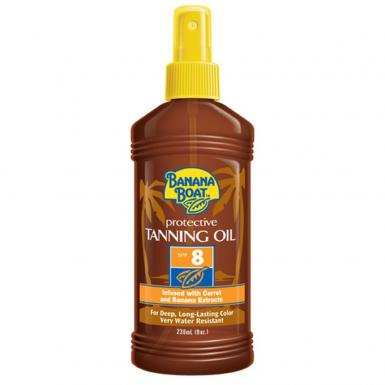 foto BANANA BOAT OIL BRONCEADOR FACTOR 8 236ML