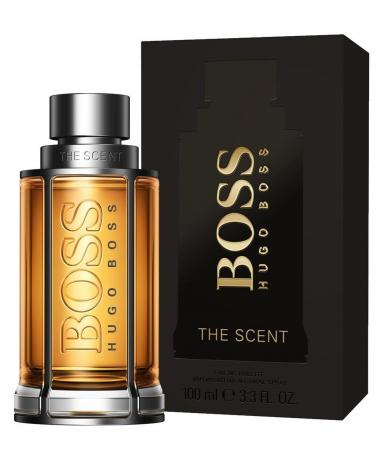 foto HUGO BOSS THE SCENT EDT MASC 50ML