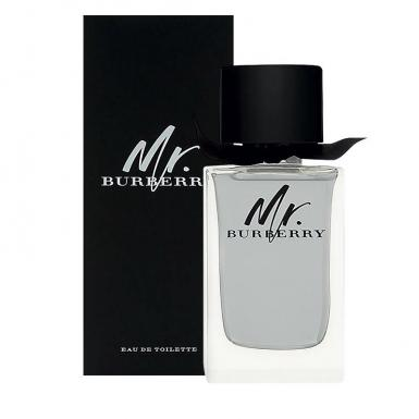 foto BURBERRY MR EDT 50ML