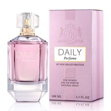 foto NEW BRAND DAILY EDP FEM 100ML