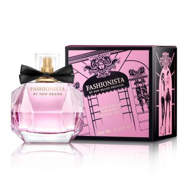 foto NEW BRAND FASHIONISTA EDP FEM 100ML