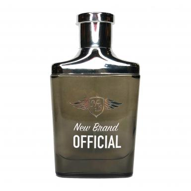foto NEW BRAND OFFICIAL EDT MASC 100ML