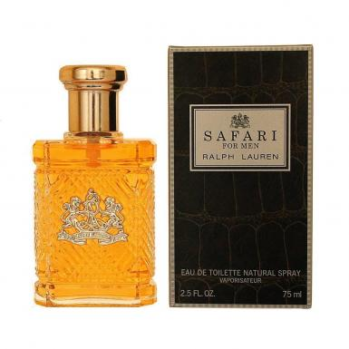 foto RALPH LAUREN SAFARI EDT MASC 75ML