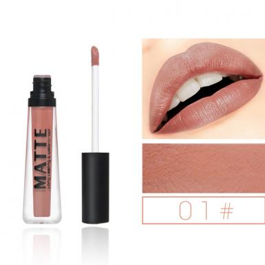 foto MISS ROSE LIP GLOSS MATTE