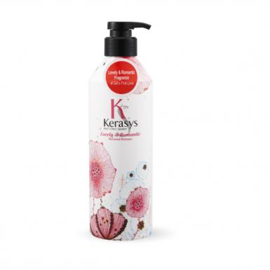 foto KERASYS LOVELY & ROMANTIC SHAMPOO 600ML