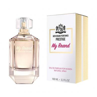 foto NEW BRAND MY BRAND EDP FEM 100ML
