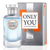 NEW BRAND ONLY YOU EDT MASC 100ML