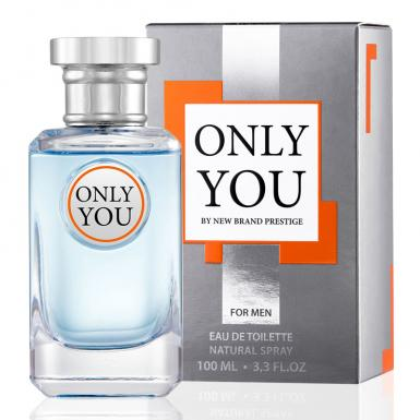 foto NEW BRAND ONLY YOU EDT MASC 100ML