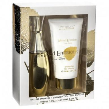 foto MIXED EMOTION EDP FEM 100ML + SHOWER GEL 150ML