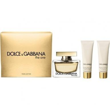 foto DOLCE GABBANA THE ONE EDP FEM 75ML KIT