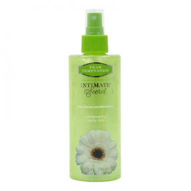 foto INTIMATE SECRET BODY MIST PEAR TEMPTATION 250ML