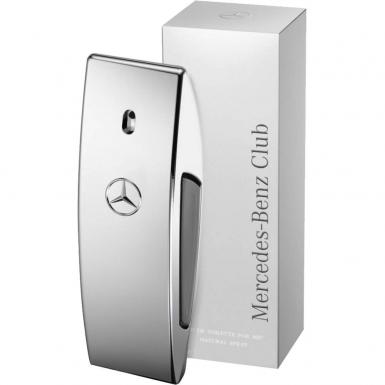 foto MERCEDES BENZ CLUB EDT MASC 100ML