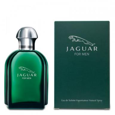 foto JAGUAR VERDE EDT MASC 100ML
