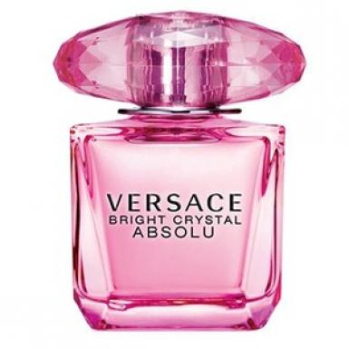 foto VERSACE BRIGHT CRYSTAL ABSOLU EDP FEM 90ML