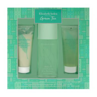 foto ELIZABETH ARDEN GREEN TEA EDP FEM 100ML KIT