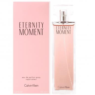 foto CALVIN KLEIN ETERNITY MOMENT EDP FEM 100ML