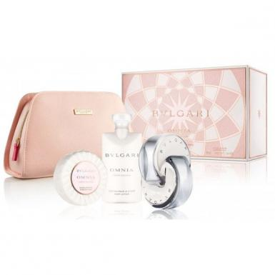 foto BVLGARI OMNIA CRYSTALINE EDT FEM 65ML KIT