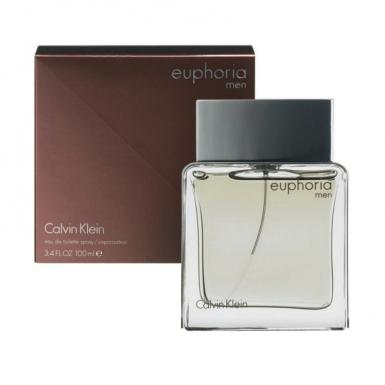 foto CALVIN KLEIN EUPHORIA MEN EDT MASC 100ML
