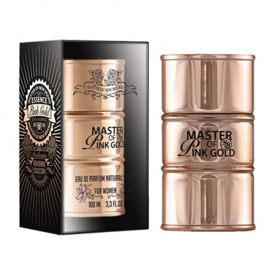 foto NEW BRAND MASTER OF PINK GOLD EDP FEM 100ML