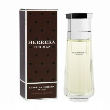 foto CAROLINA HERRERA EDT MASC 200ML