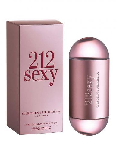 foto CAROLINA HERRERA 212 SEXY FEM EDP 60ML