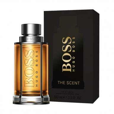 foto HUGO BOSS THE SCENT EDT MASC 100ML