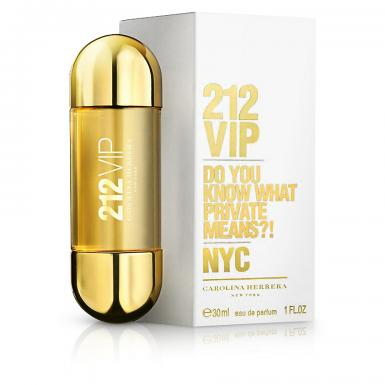 foto CAROLINA HERRERA 212 VIP EDP FEM 30ML