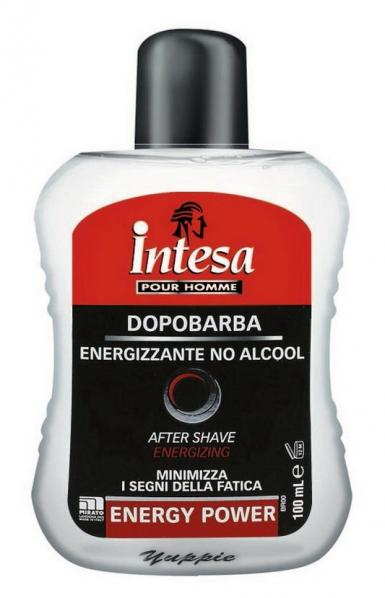 foto INTESA AFTER SHAVE ENERGY POWER 100ML
