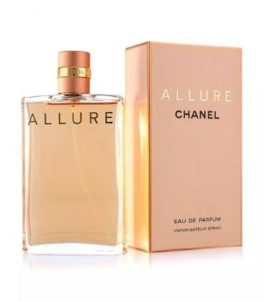 foto CHANEL ALLURE EDP FEM 100ML