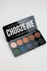 EVER BEAUTY CHOOSEME SOMBRA 10COLOR 3008E