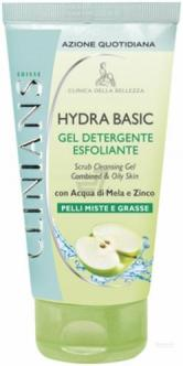 CLINIANS GEL ESFOLIANTE HYDRA BASIC 150ML