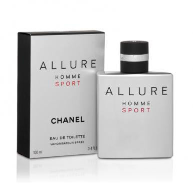 foto CHANEL ALLURE SPORT EDT MASC 100ML