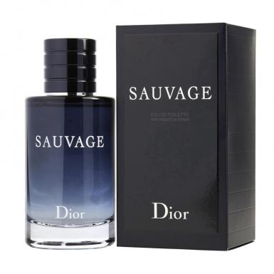 foto CHRISTIAN DIOR SAUVAGE EDP MASC 100ML