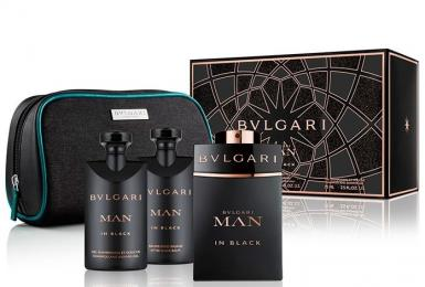 foto BVLGARI MAN IN BLACK EDP MASC 100ML KIT