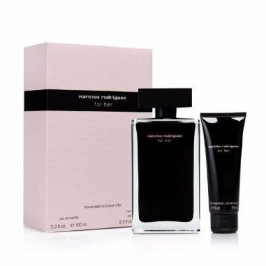 foto NARCISO RODRIGUEZ FOR HER EDT 100ML KIT