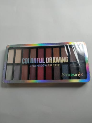 foto D HERMOSA COLORFUL DRAWING KIT SOMBRA 20PZ