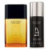 AZZARO MASC 100ML+DEO SPRAY 150ML