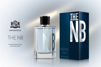 foto NEW BRAND THE NB EDT MASC 100ML