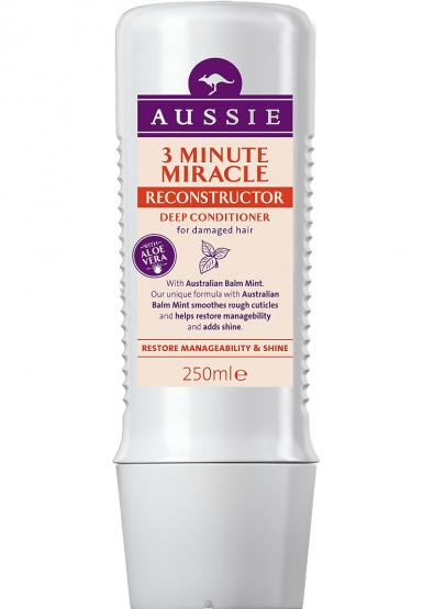 foto AUSSIE 3 MINUTE RECONTRUCTOR 250ML